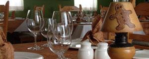 restaurant le dialogue - une ambiance intimiste et chaleureuse